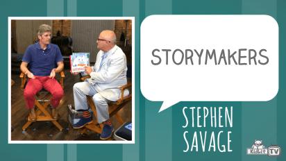 StoryMakers | Stephen Savage