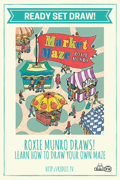 [P] Ready Set Draw - Roxie Munro Maze