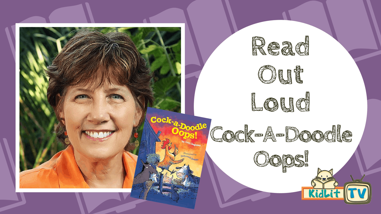 READ OUT LOUD - Lori Degman (Cock A Doodle Oops!)
