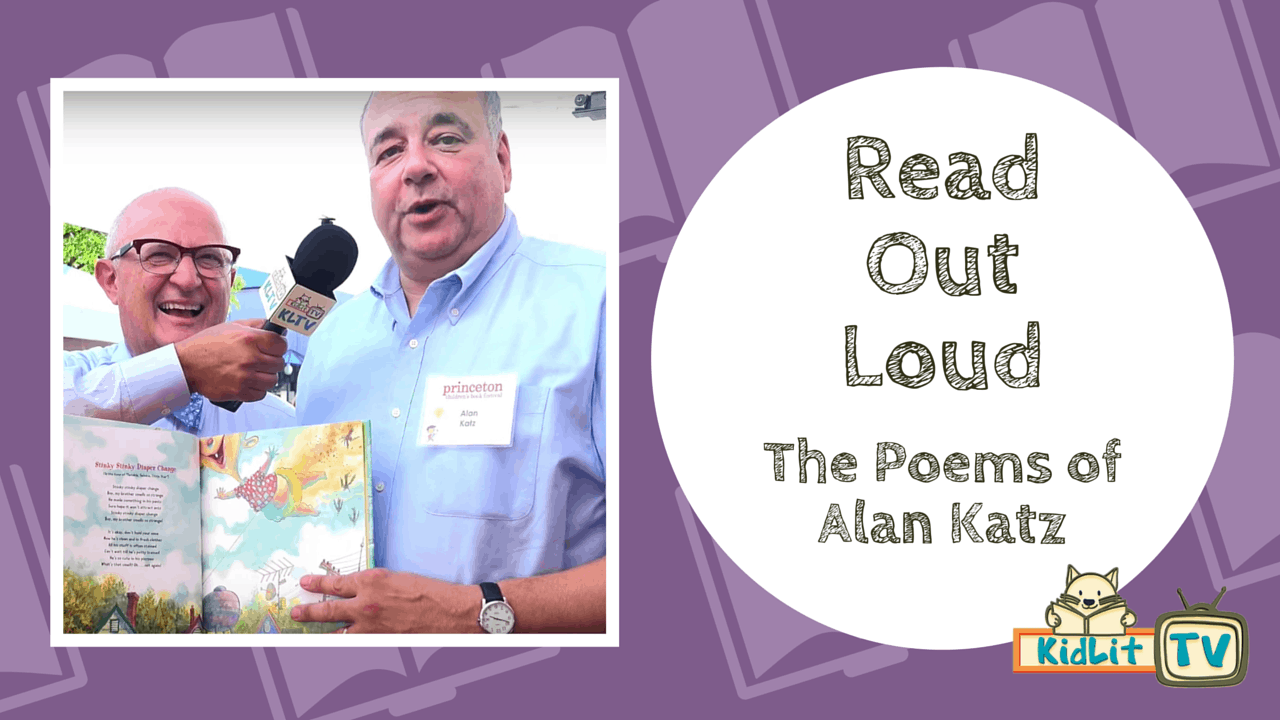 Read Out Loud Alan Katz
