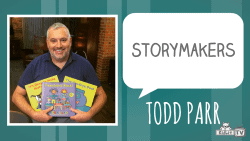 STORYMAKERS - Todd Parr