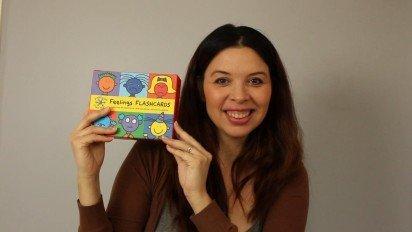 Teaching Kids To Share – Feeling Flashcards