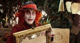 Some Fun 'Alice Through the Looking Glass' Activity Pages