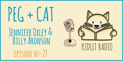 KidLit Podcast: Jennifer Oxley & Billy Aronson