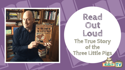Read Out Loud | The True Story of the Three Little Pigs