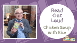 READ OUT LOUD - Rocco Staino_Maurice Sendak - Chicken Soup with Rice Featured Image