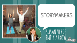 STORYMAKERS - Susan Verde and Emily Arrow Featured Image