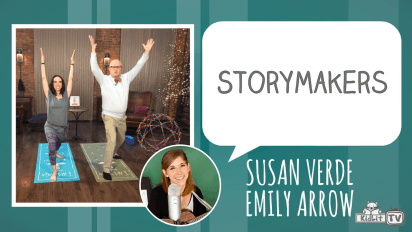 StoryMakers | Susan Verde and Emily Arrow