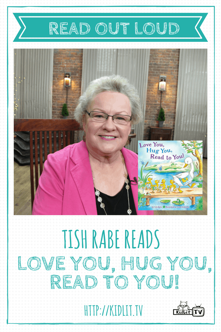 READ OUT LOUD - Tish Rabe - Love You, Hug You, Read to You