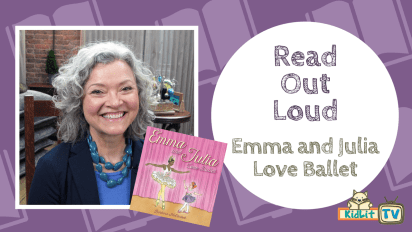 Read Out Loud | Emma and Julia Love Ballet