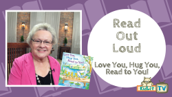 READ OUT LOUD - Tish Rabe (Love You, Hug You, Read to You)