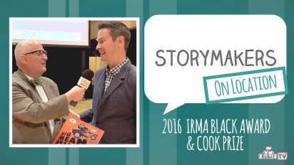 StoryMakers | 2016 Irma Black Award and Cook Prize