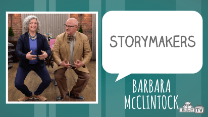 StoryMakers | Barbara McClintock