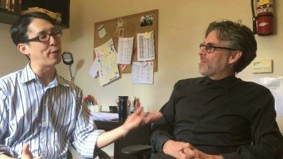 Chatting with Michael Chabon