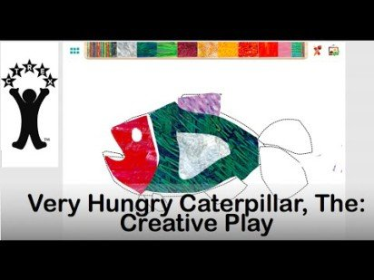 The Very Hungry Caterpillar Creative Play