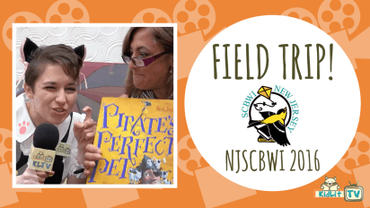 Field Trip! 2016 New Jersey SCBWI Conference
