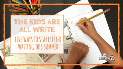Five Ways to Start Letter Writing This Summer!