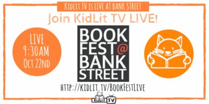 BookFest@Bank Street LIVE STREAM!