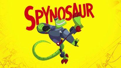 Spynosaur Book Trailer