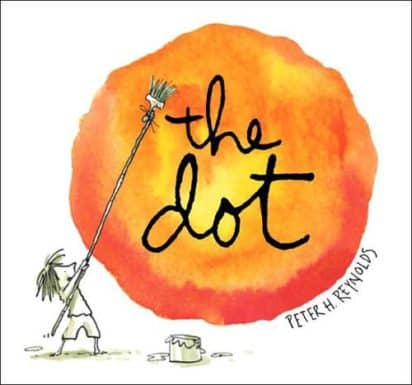 The Dot - Dot day poem