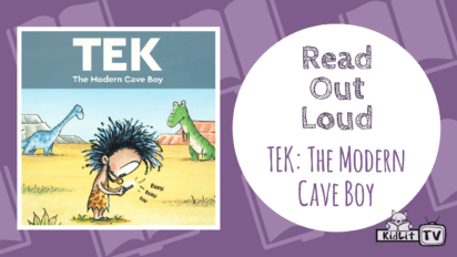 Read Out Loud   TEK: THE MODERN CAVE BOY