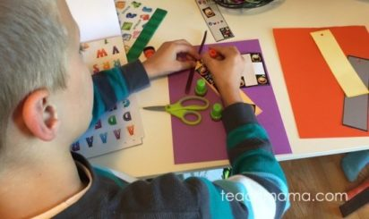 Halloween Bookmarks | Make your own