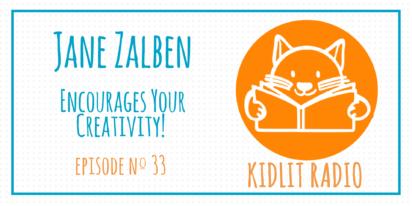 KidLit Podcast | Jane Zalben