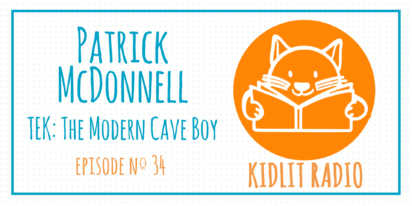 KidLit Podcast: Patrick McDonnell