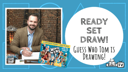 Ready Set Draw! | Tom Booth