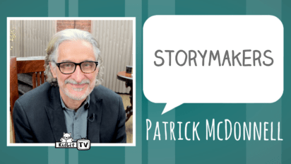 StoryMakers: Patrick McDonnell