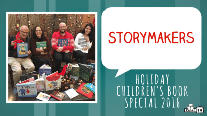 KidLit TV Holiday Special 2016!