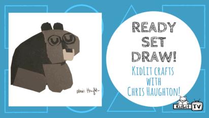 Ready Set Draw! Chris Haughton