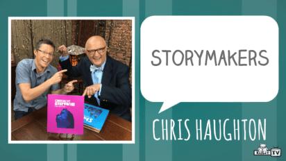 StoryMakers: Chris Haughton