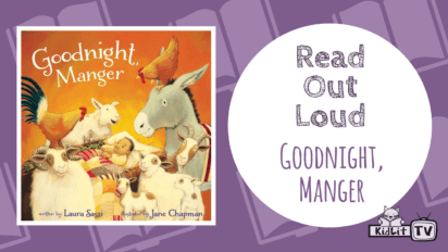 Read Out Loud | GOODNIGHT MANGER