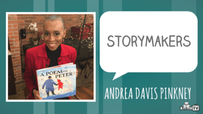 StoryMakers | Andrea Davis Pinkney