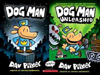 Grafic Novels Are Great | Dav Pilkey