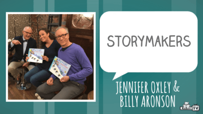 StoryMakers: PEG + CAT THE PENGUIN PROBLEM