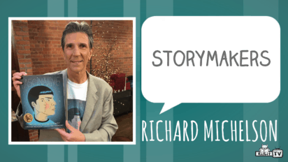 StoryMakers: FASCINATING, The Life of Leonard Nimoy