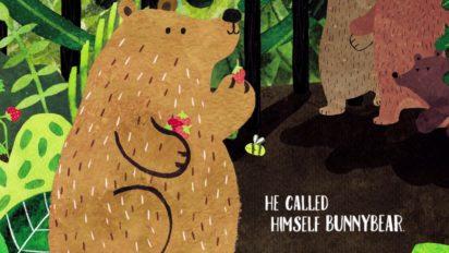 Book Trailer: BUNNYBEAR