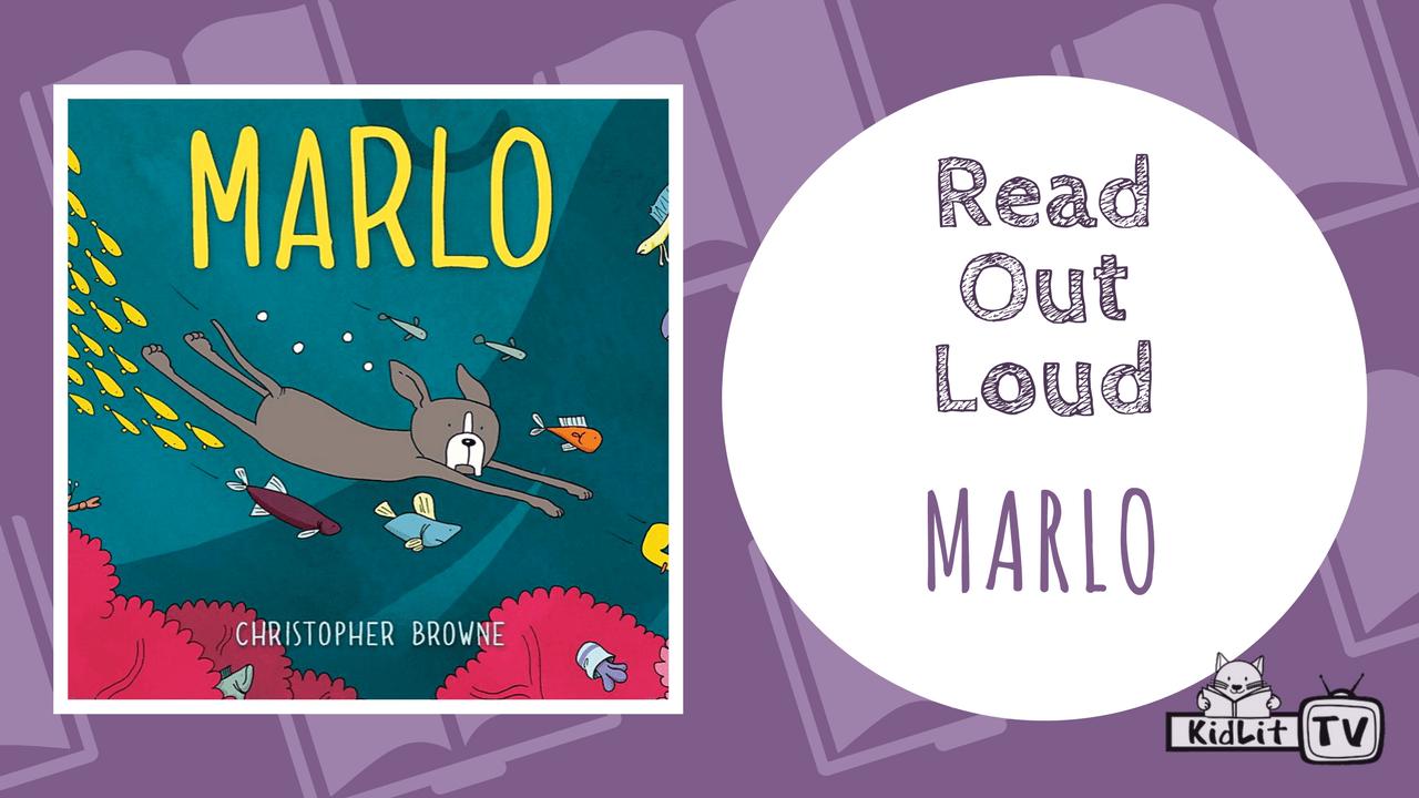 Read Out Loud   MARLO - KidLit TV