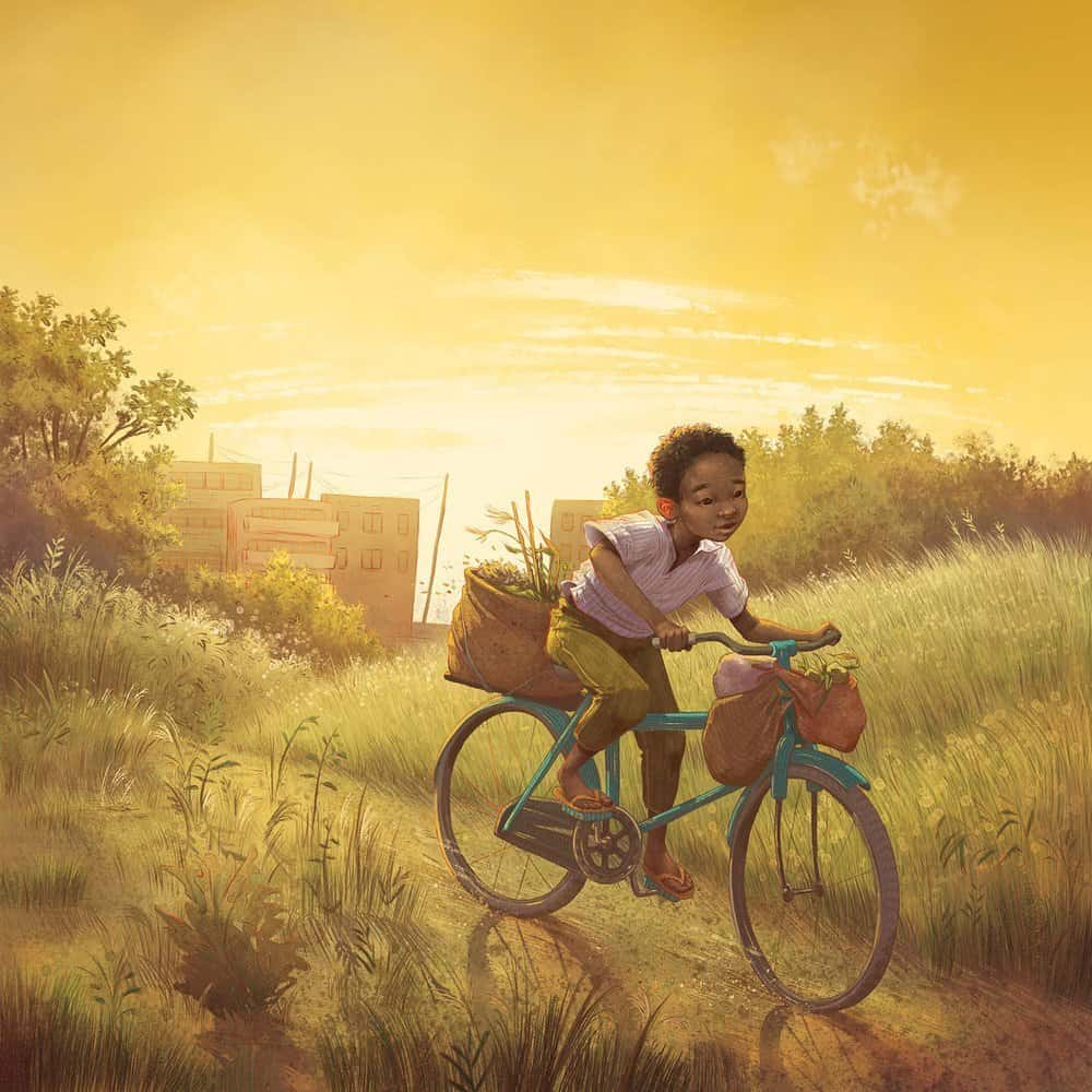 THE BOY WHO GREW A FOREST is a beautiful book about a young boy who took action against deforestation. Read the Q&A with author and book trailer animator.