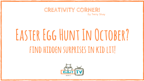 Easter in October Creativity Corner