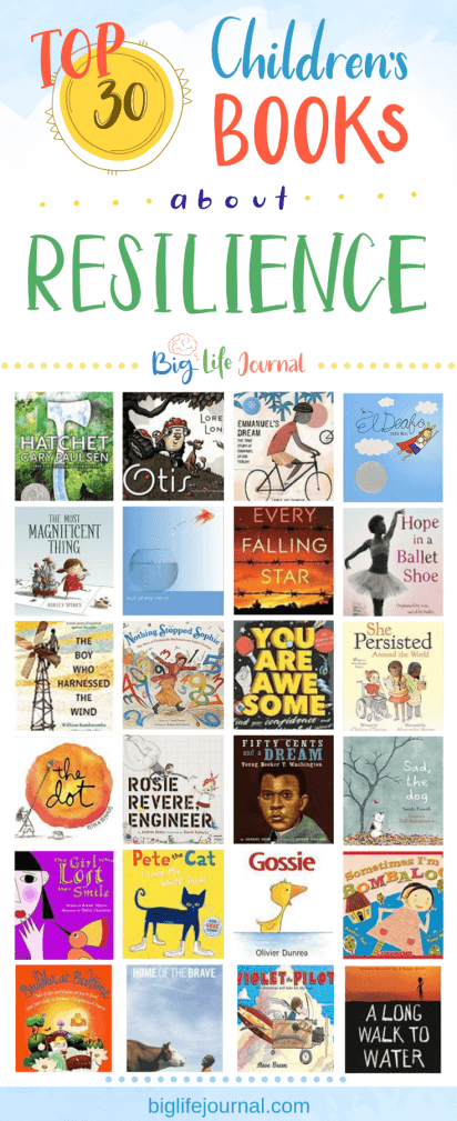 Children's Books About Resilience
