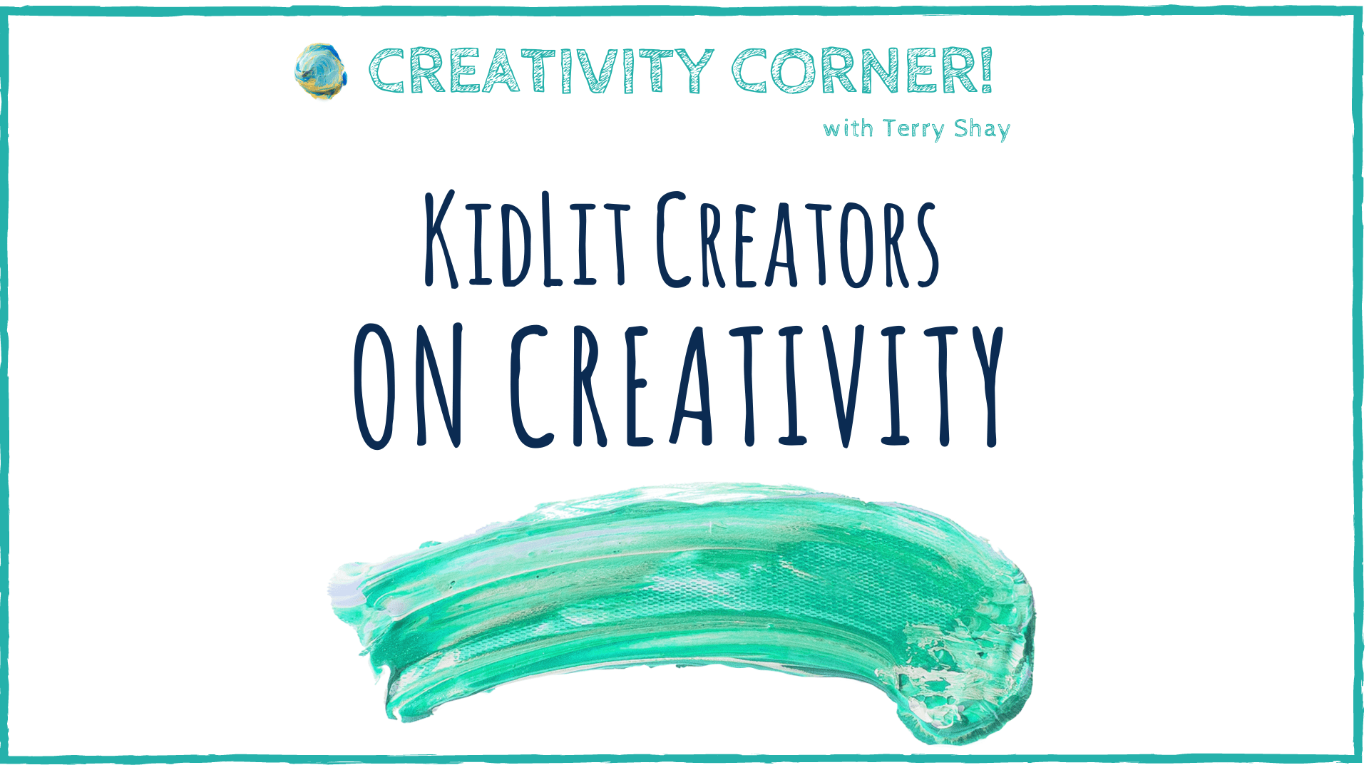 This week on Creativity Corner we are talking creativity with award-winning authors & illustrators to inspire you for the International Dot Day celebration!
