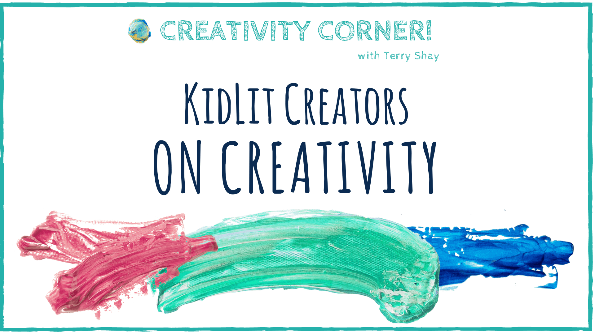 This week on Creativity Corner we are talking creativity with award-winning authors & illustrators to inspire you for your International Dot Day celebration!