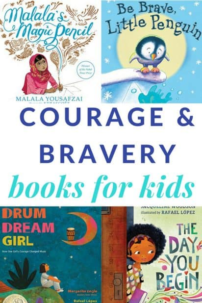 courage and bravery booklist