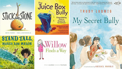 Anti-bullying booklist